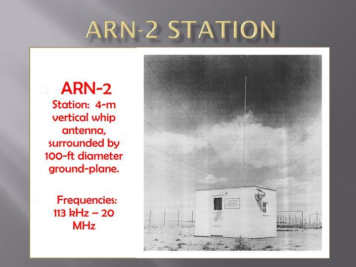 ARN-2 Station