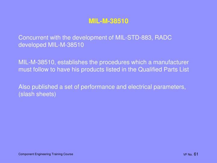 MIL-M-38510