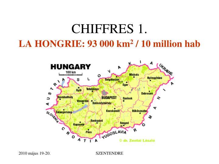CHIFFRES 1.