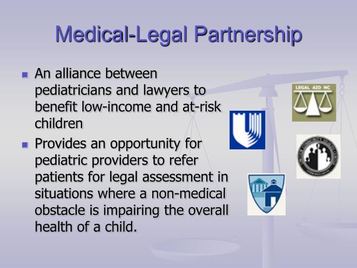 Medical-Legal Partnership