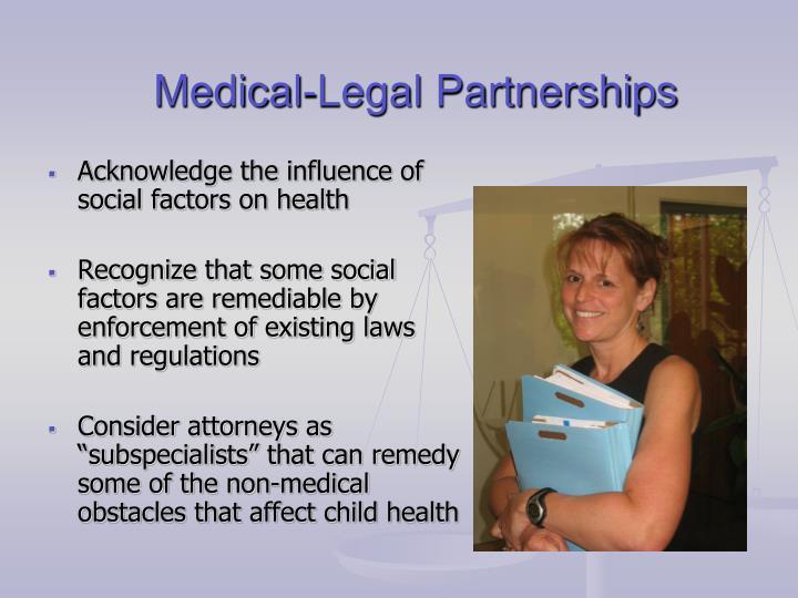Medical-Legal Partnerships