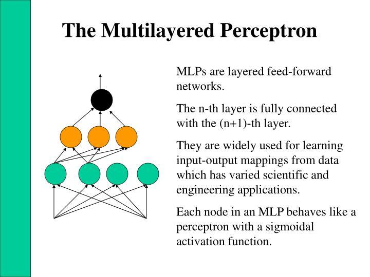 The Multilayered Perceptron