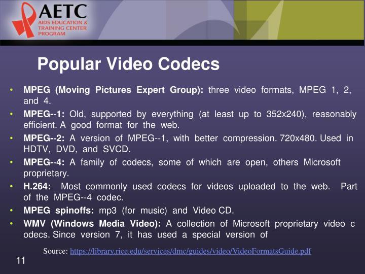 Popular Video