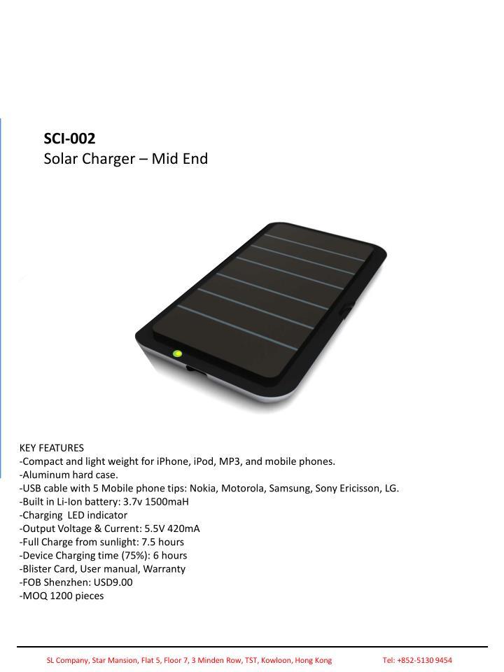 SCI-002