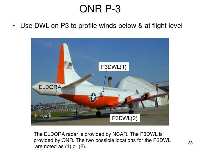 ONR P-3
