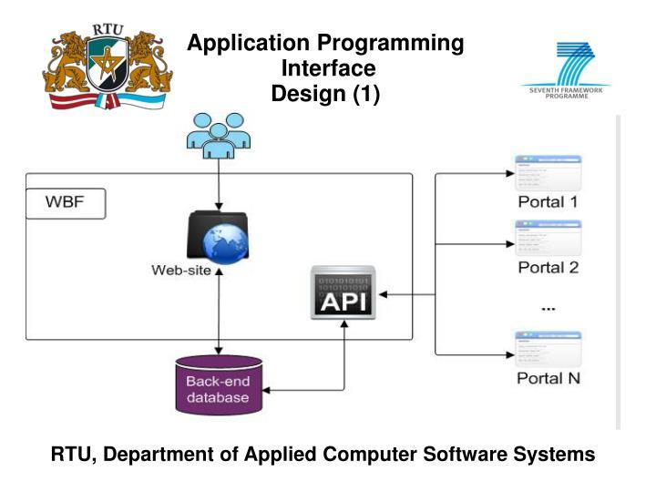 Application Programming