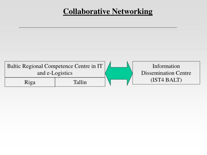 Collaborative Networking