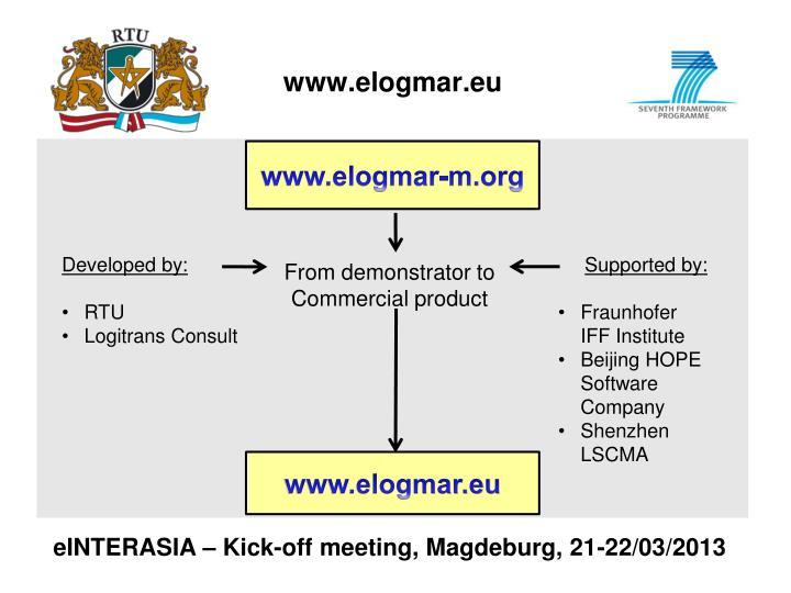 www.elogmar.eu