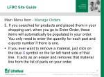 lfbc site guide22
