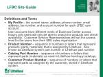 lfbc site guide3
