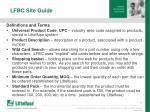 lfbc site guide4