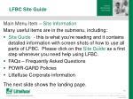 lfbc site guide42