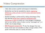 video compression2
