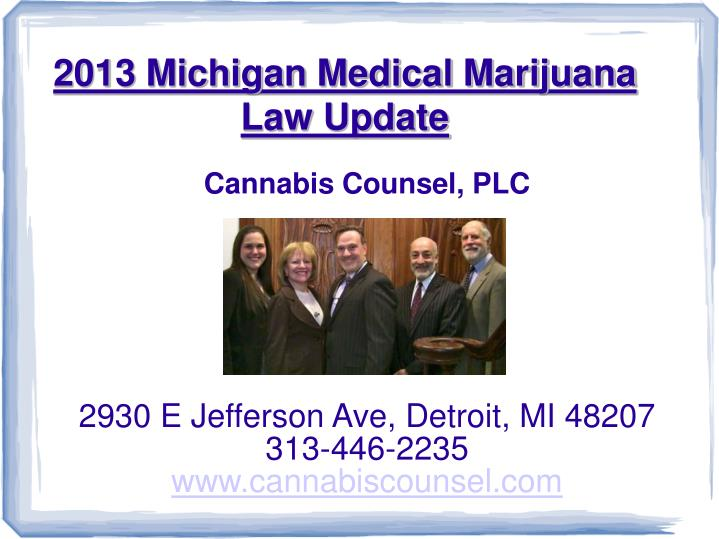 Cannabis Counsel, PLC
