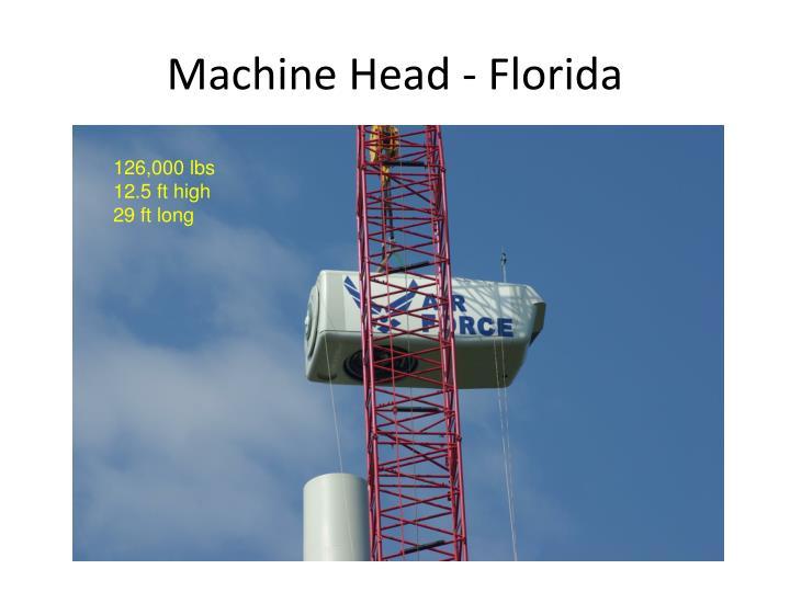 Machine Head - Florida