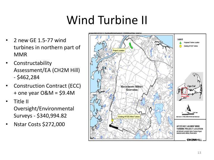 Wind Turbine II