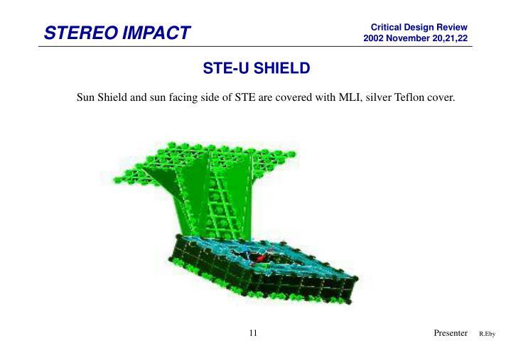 STE-U SHIELD