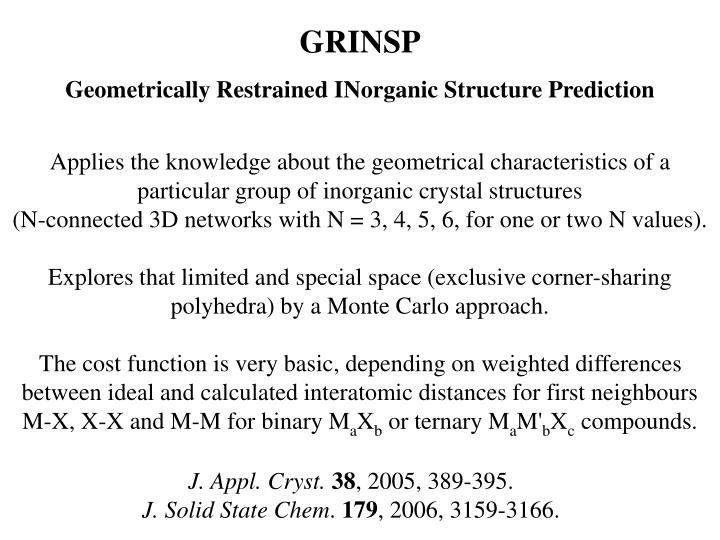 GRINSP