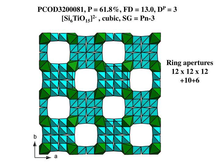 PCOD3200081, P = 61.8%, FD = 13.0, D