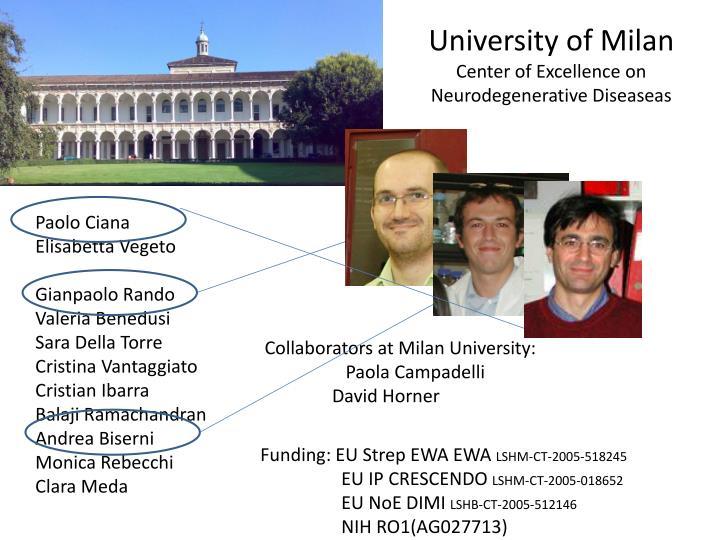 University of Milan