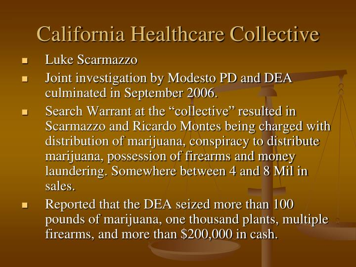California Healthcare Collective