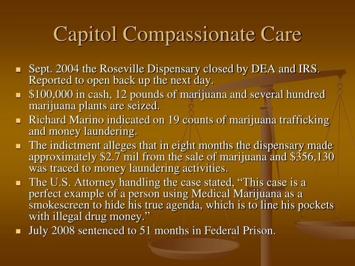 Capitol Compassionate Care