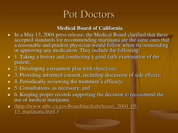 Pot Doctors