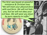 martin luther king the sclc
