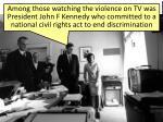 the impact of birmingham 1963