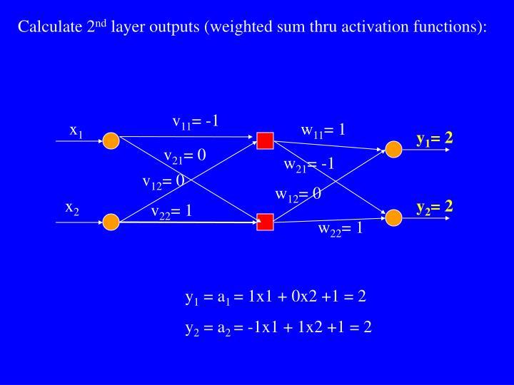 Calculate 2