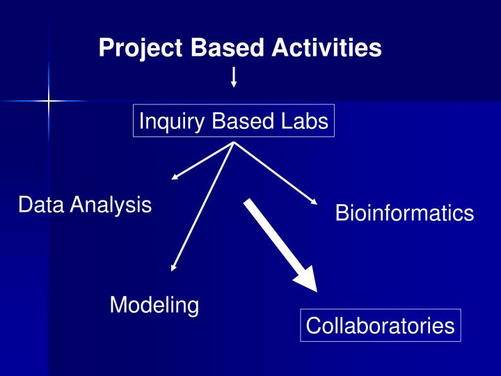 Project Based Activities
