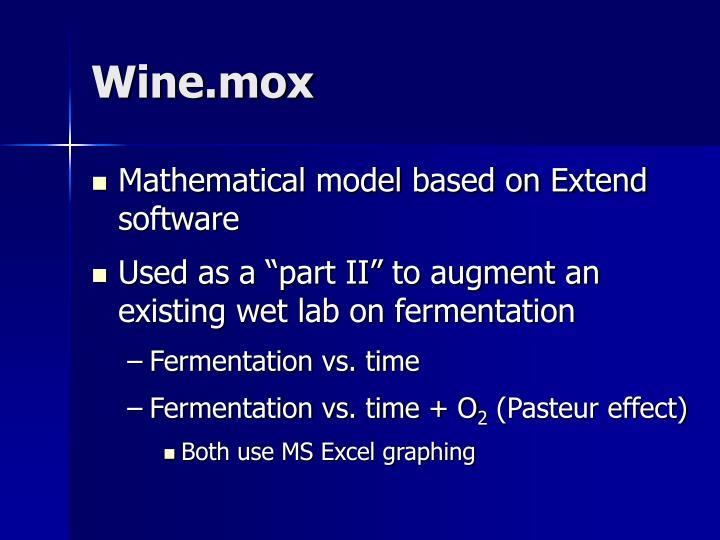 Wine.mox