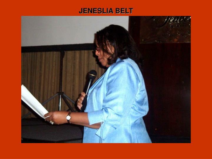 JENESLIA BELT