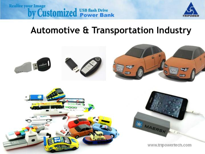Automotive & Transportation Industry