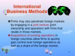 international business methods1