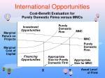 international opportunities1