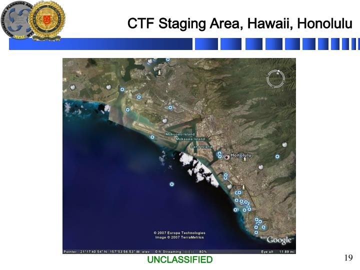 CTF Staging Area, Hawaii, Honolulu
