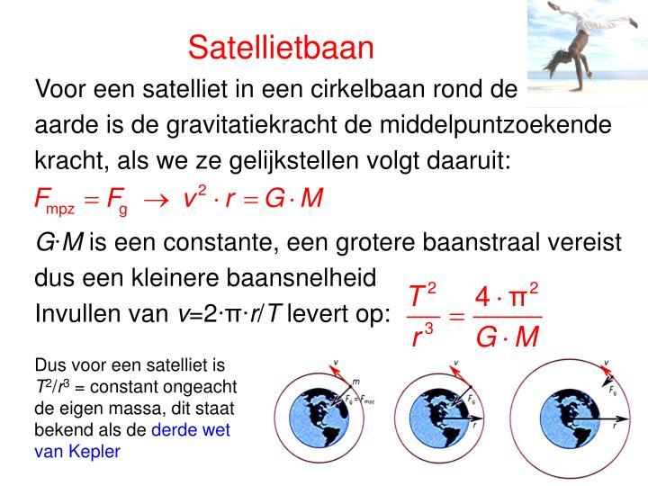 Satellietbaan