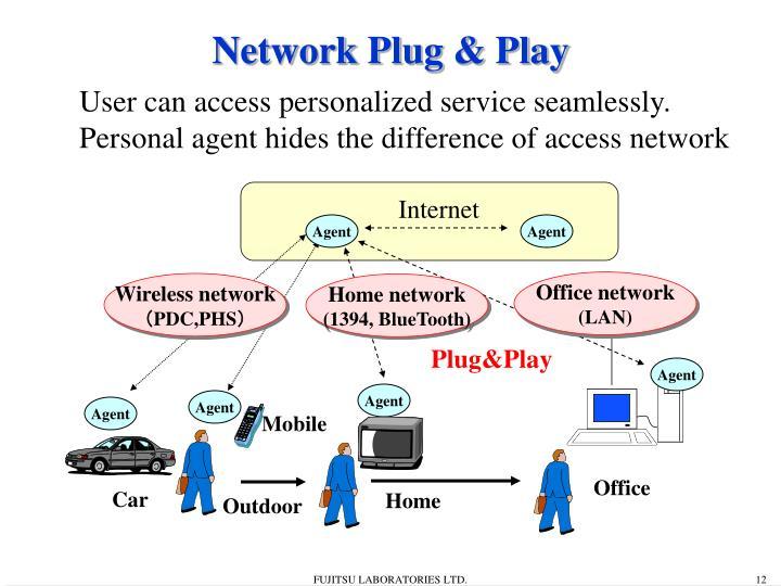 Network Plug & Play
