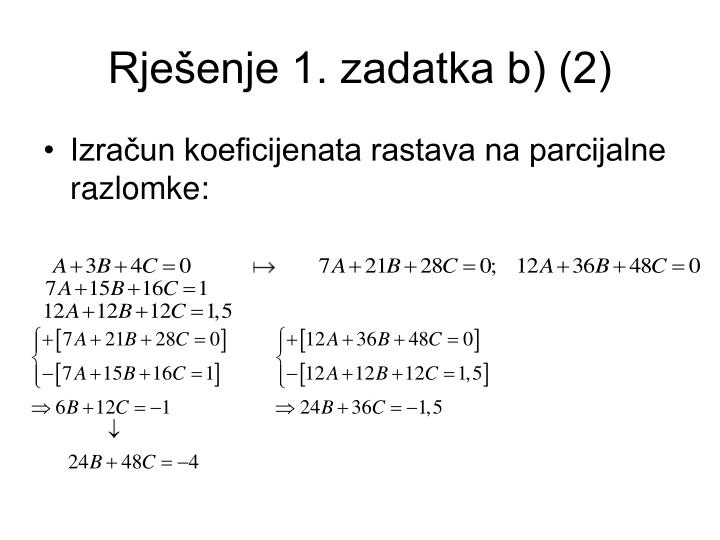 Rješenje 1. zadatka b) (2)