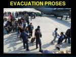 evacuation proses1