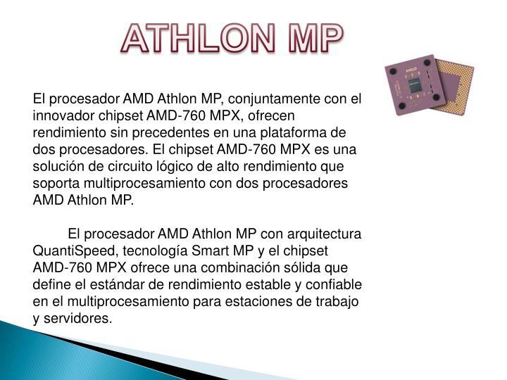 ATHLON MP