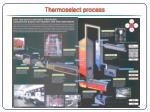 thermoselect process