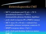 elektrodiagnostika cmt1