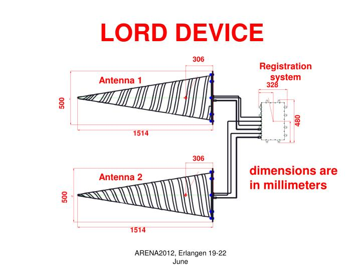 LORD DEVICE