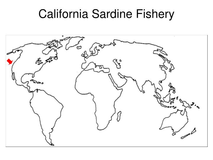 California Sardine Fishery