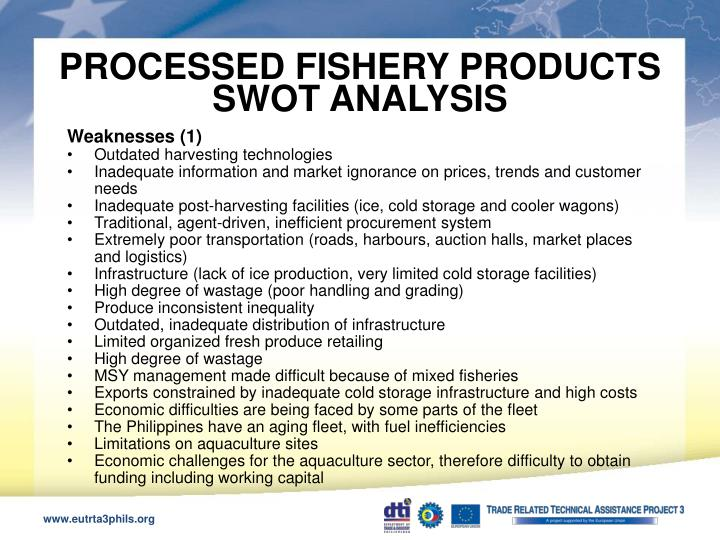 PROCESSED FISHERY PRODUCTS