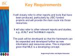 key requirements1
