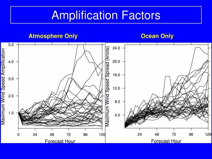 Amplification Factors
