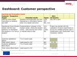 dashboard customer perspective1